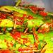 Michelle Kwon's stuffed cucumber kimchi