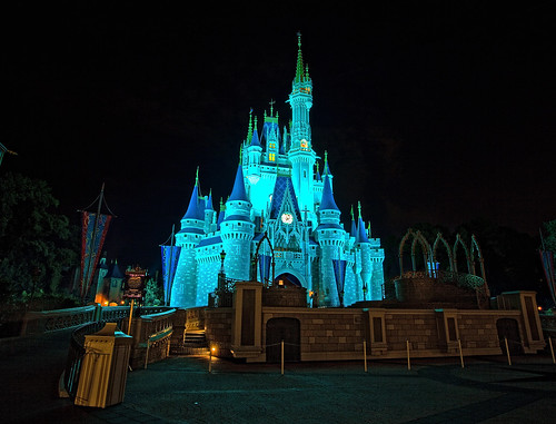 Magic Kingdom - I Love Staying After Hours | by Cory Disbrow