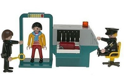 AIrport Security (PlayMobil) | by Contra Costa Times