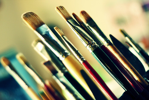 Every artist dips his brush in his own soul, and paints his own nature into his pictures. | by ♥Junedel
