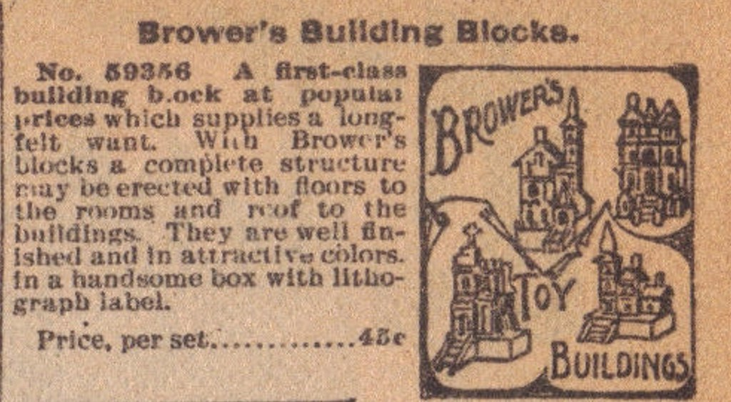 browers building blocks from a reproduction of sears roeb flickr