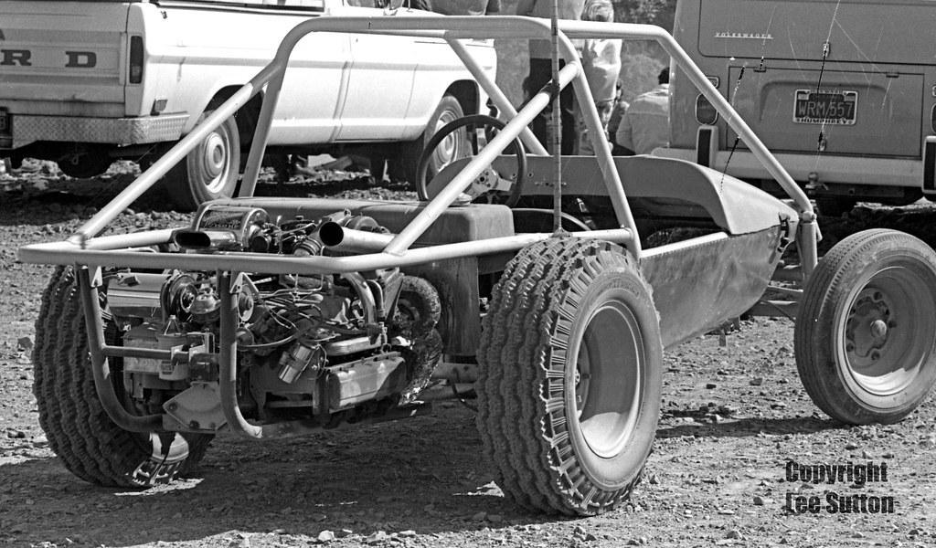 Vintage Dune Buggy | Corvair Powered, note gas tank. | Lee ...