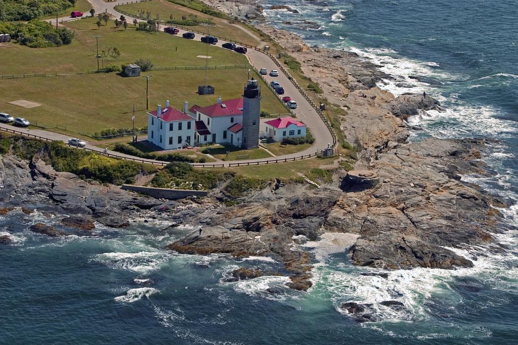 Rhode Island Beavertail Light House