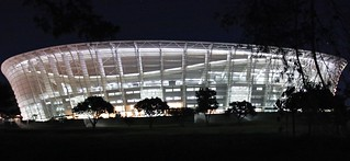 World Cup Stadium 2010, Cape Town, South Africa by night | by Sheree (Here intermittently)