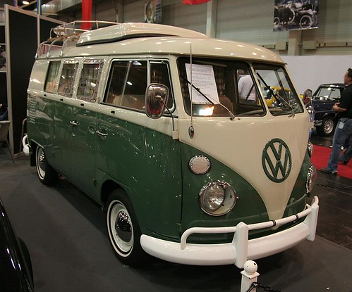 Ems09 Vw T1 Westfalia Camping Bus 1967 2 Vw T1