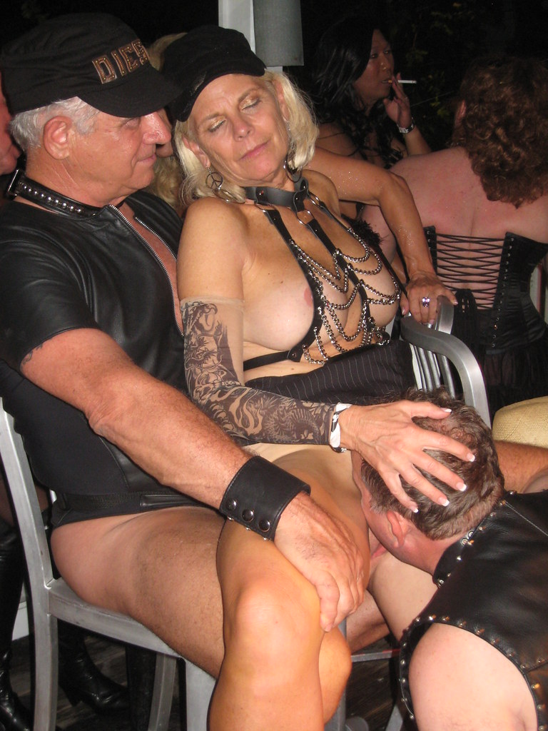 Extreme needle tit torture mature