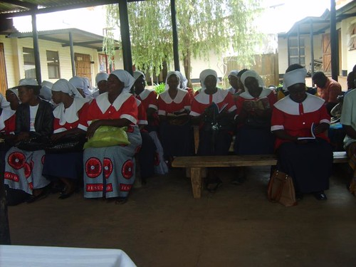 Zambia Baptist Association womens wing donation of food for the hospital | by MBA development