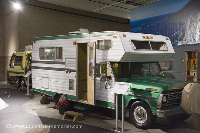 Simple The RVMH Hall Of Fame Museum In Elkhart, Ind, Recently Received A Collection Of Historic Fleetwood RVs From The Early Days Of Nowdefunct Fleetwood Enterprises Of Riverside, Calif According To Darryl Searer, President Of RVMH Hall Of