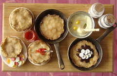 Miniature Food - Crepes Spread #5 | by PetitPlat - Stephanie Kilgast