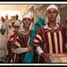 Before the Procession- Avant la procession
