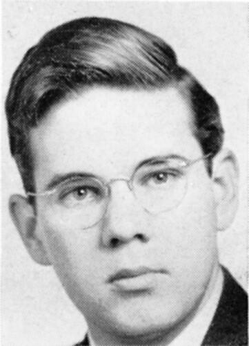 John L Holland 1942 B W John L Holland 1942 Graduate Of Flickr