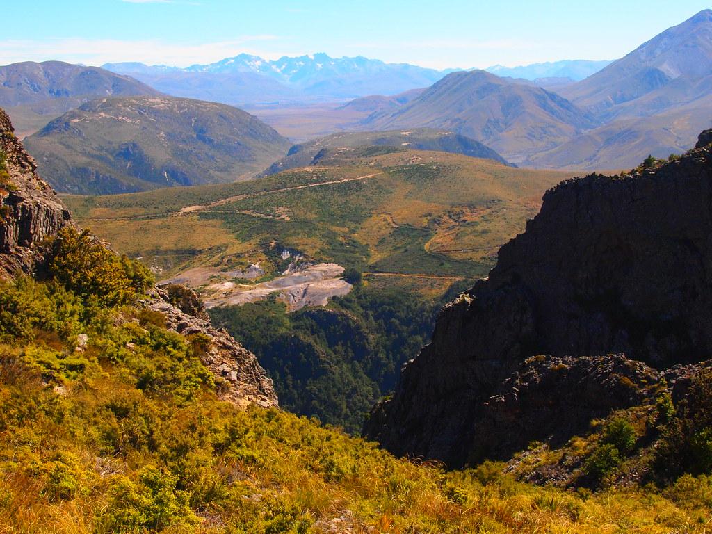 Miners Track Mount Somers Nueva Zelanda