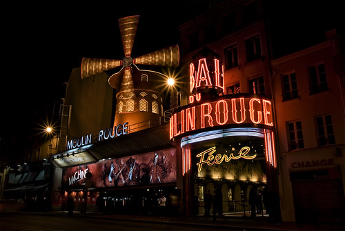 Moulin Rouge | by torfo