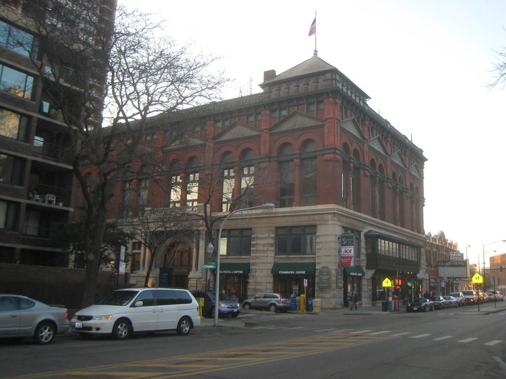 Buliding de Alemania - Clark Street - Chicago Mark Susina Flickr-7718