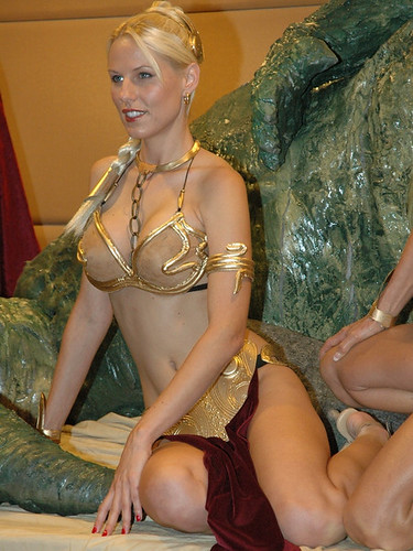 A sexy white girl enjoying 2 black dicks 4