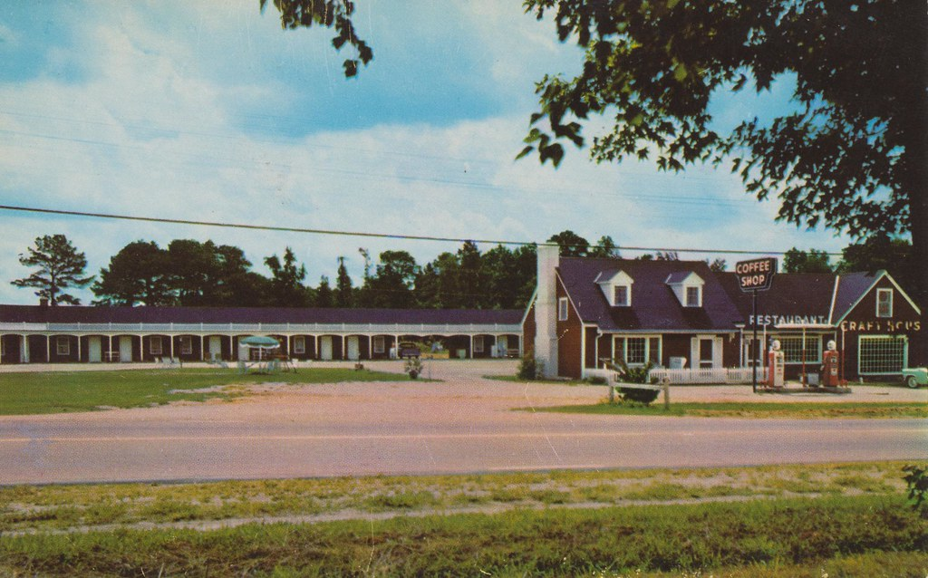 Craft Motel - Battleboro, North Carolina