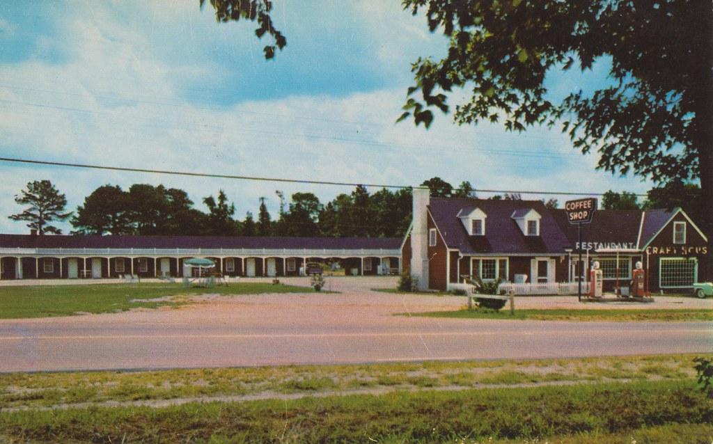 Craft Motel - Battleboro, North Carolina