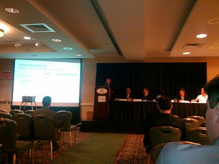 Affiliate Marketing and Social Media session at SES NY 2010 | by Affiliate