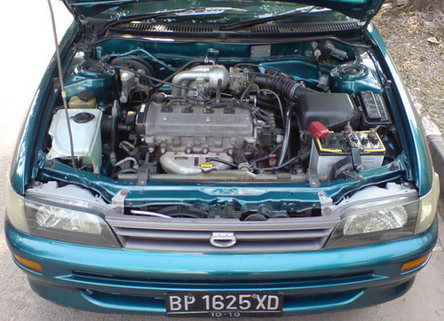 Toyota corolla station 1999 the engine e111 5e fe 1 flickr