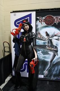 PAX East - Bayonetta | by SEGA of America