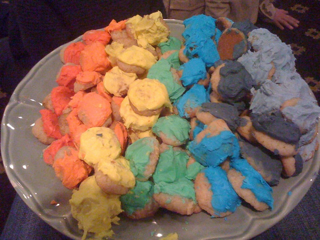 Tasty Cookies With Cake Mix
