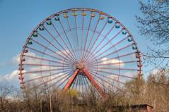 Spreepark: Ferris Wheel