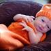 Elijah in orange