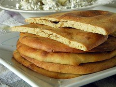 Home-made Pita Bread | by CinnamonKitchn
