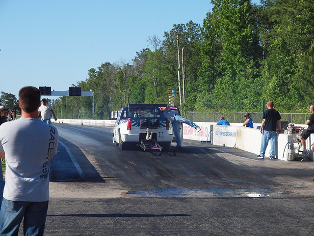 Outlaw Pro Street Drag Racing