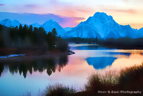 GRAND TETON NATIONAL PARK ... ART OF GOD ... | by Aspenbreeze