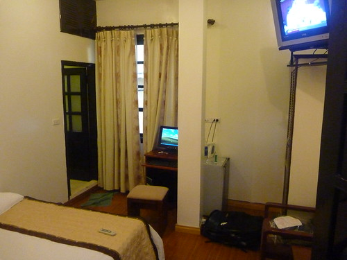 Room comes with PC and free internet | by In Vinnie Veritas