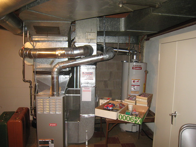 basement storage 1 new furnace water heater flickr photo