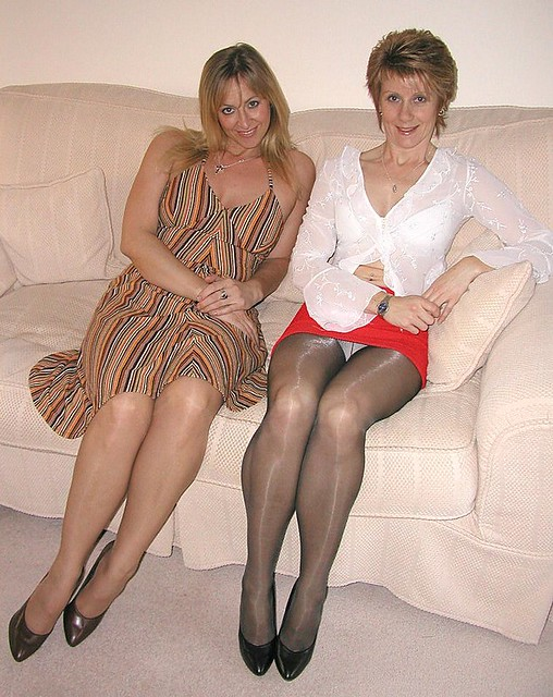 Matures And Pantyhose Was 66