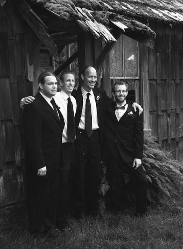 Groom and Groomsmen | by famousunknown007