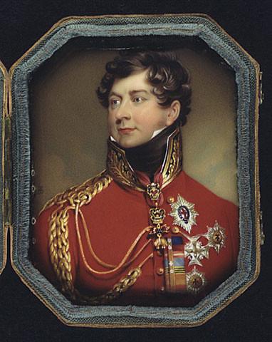 Prince George Canada >> Prince Regent, Future George IV / Prince régent, futur Geo ...