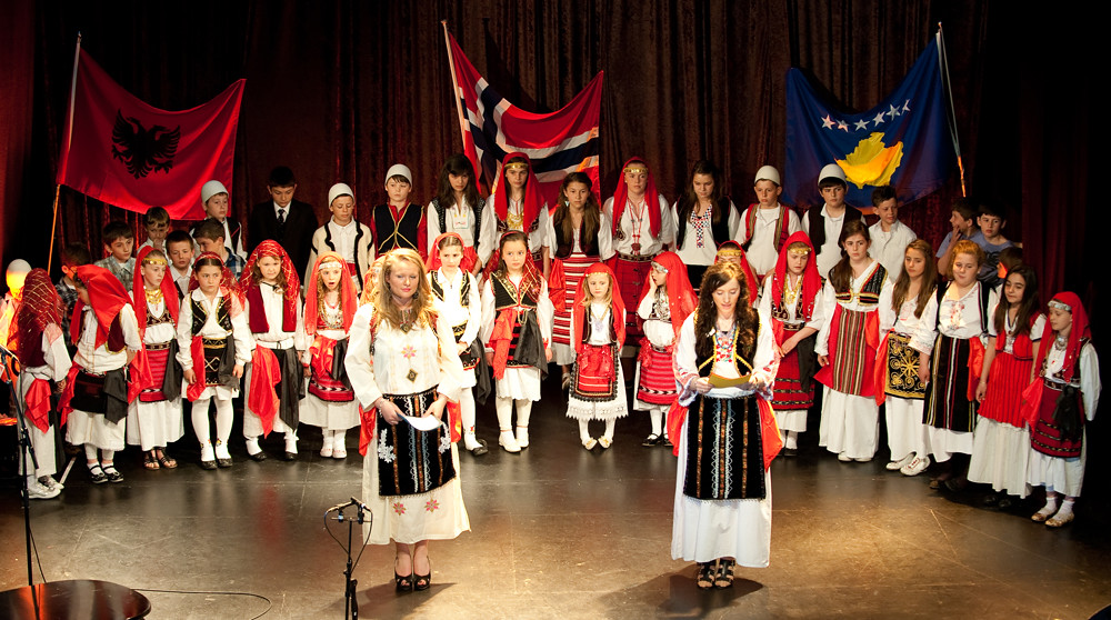 celebrating albanian culture interkultur flickr