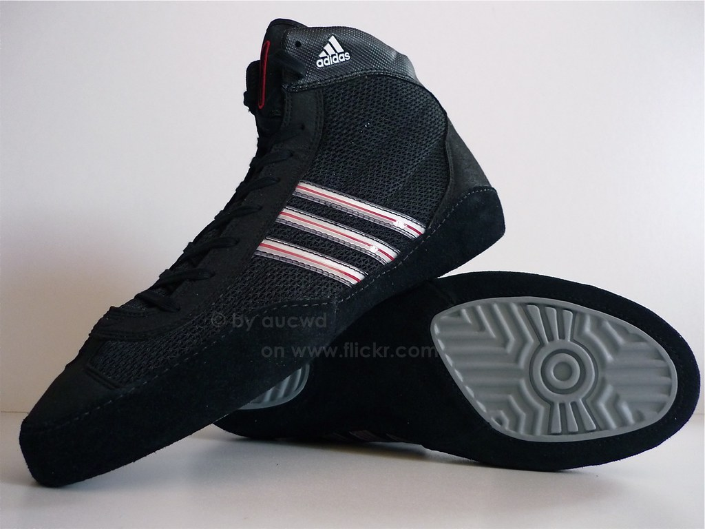 Adidas Pro Combat Wrestling Shoes