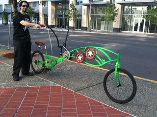 Tacoma: Artbike | by Hugger Industries