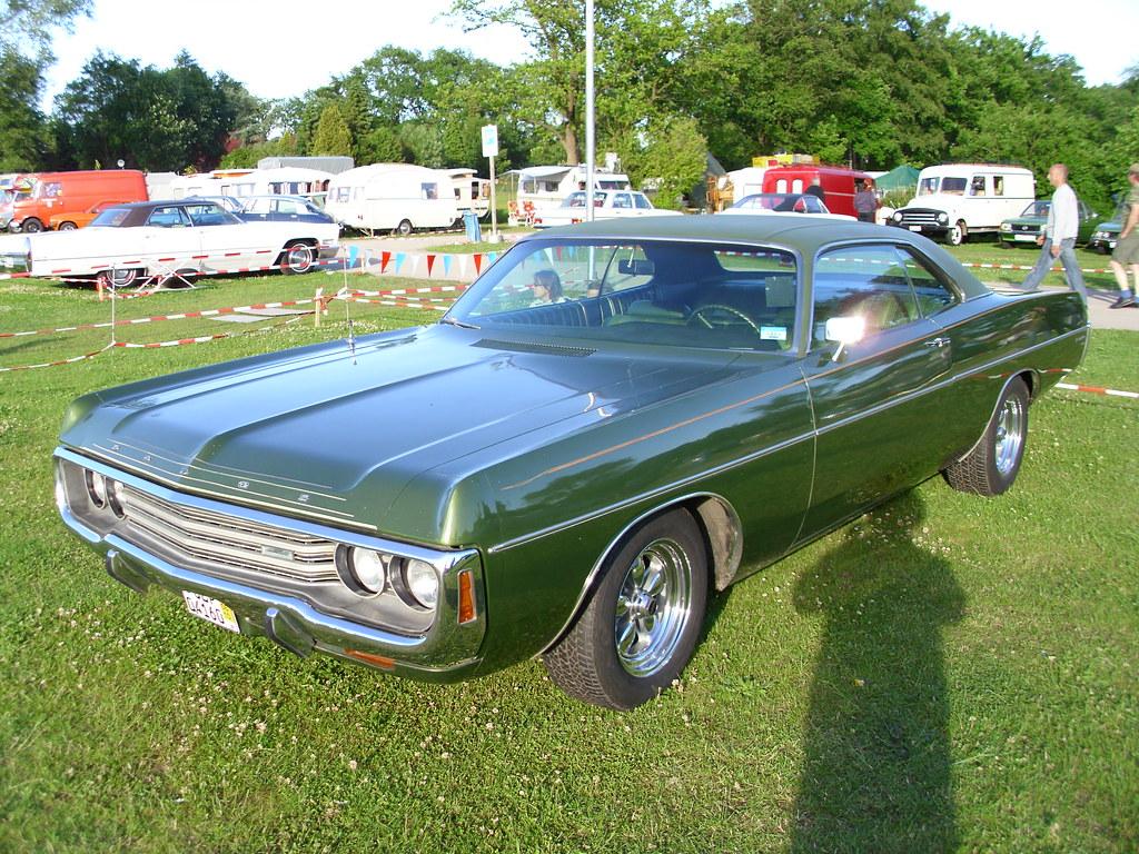 Dodge Polara Custom 1971 -1- | Bockhorn 2010 - My shadow eve… | Flickr