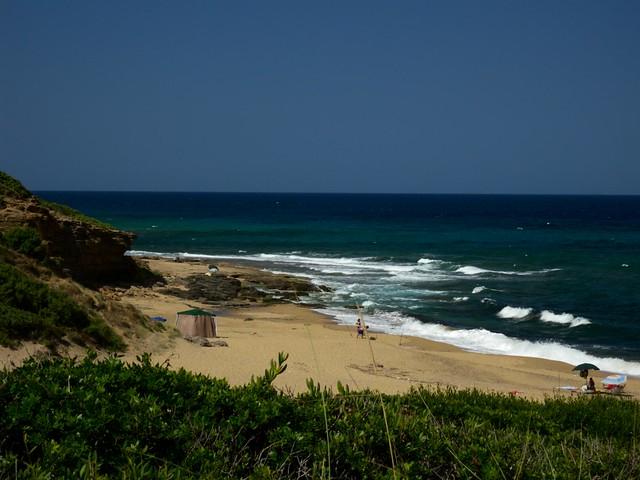 Costa Verde Sardinia Best Beach
