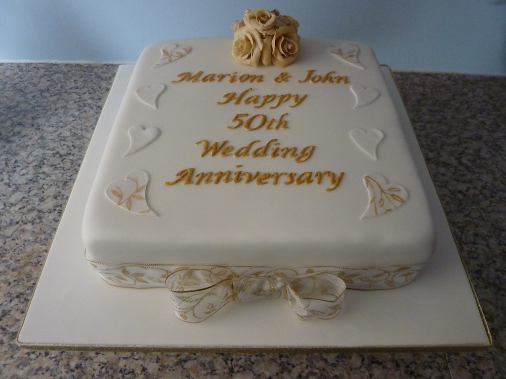 golden wedding cake messages 50th wedding anniversary cake i designed this cake 14762