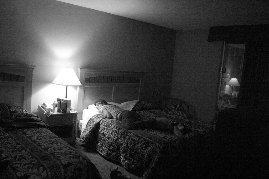 Hotel Room Crime