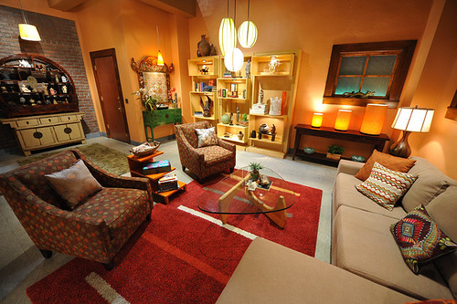 Brennan's Apartment - Living Room | by Bones Picture Archive