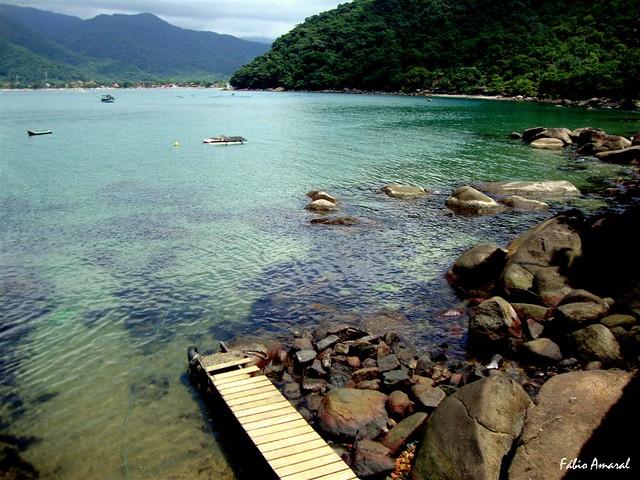 Praia da Lagoinha - Ubatuba