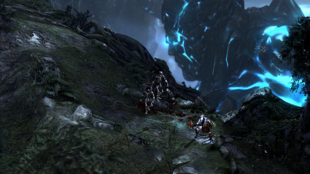 god of war 3 gameplay hd 1080p