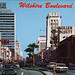 Wilshire Blvd - Miracle Mile 1960s, Los Angeles, California