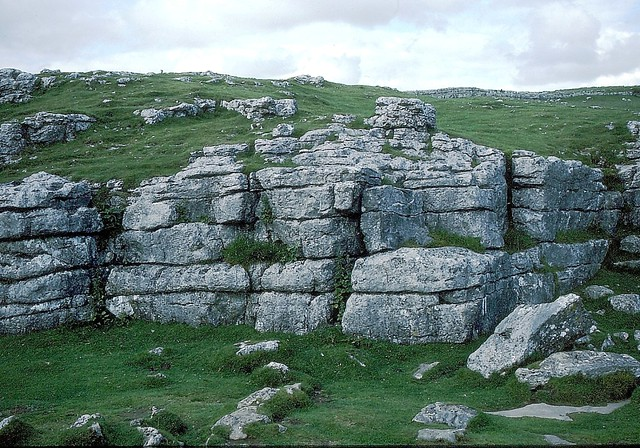 Joints And Bedding Planes In Carboniferous Limestone Flickr
