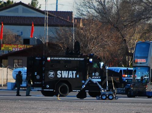 Las Vegas Metropolitan Police Department SWAT   North Las