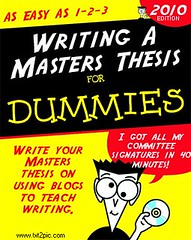 thesis for dummies
