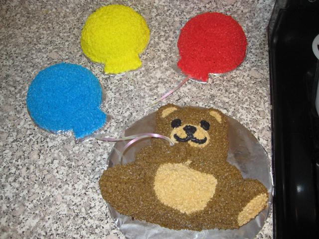 D Bear Cake Pan